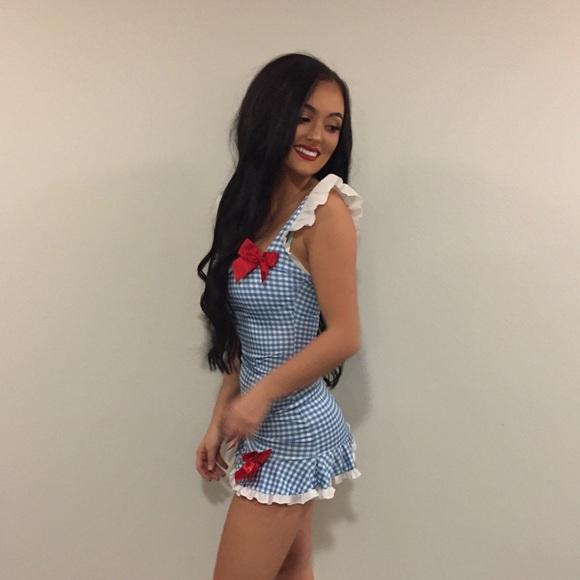 Dresses & Skirts - Dorothy costume/ mini dress